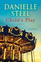 Cover image for Child's play [sound recording CD] : a novel
