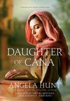 Imagen de portada para Daughter of Cana. bk. 1 [sound recording CD] : Jerusalem road series