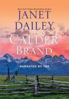 Cover image for Calder brand. bk. 1 [sound recording CD] : Calder brand series
