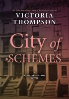 Cover image for City of schemes. bk. 4 [sound recording CD] : Counterfeit lady series