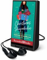Cover image for Christmas shopaholic. bk. 9 [Playaway] : Shopaholic series