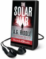 Cover image for The solar war. bk. 2 [Playaway] : Long winter series