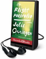 Imagen de portada para The flight portfolio [Playaway] : a novel