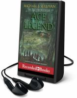 Cover image for Age of legend. bk. 4 [Playaway] : Legends of the First Empire series