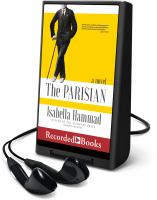 Cover image for The Parisian [Playaway] : a novel
