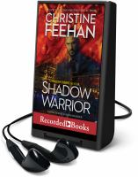 Imagen de portada para Shadow warrior. bk. 4 [Playaway] : Shadow riders series