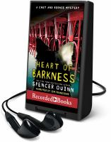 Imagen de portada para Heart of barkness. bk. 9 [Playaway] : Chet and Bernie mystery series