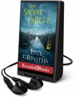 Cover image for The stone circle. bk. 11 [Playaway] : Ruth Galloway mystery series