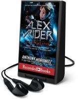 Cover image for Alex Rider, secret weapon [Playaway] : seven untold adventures from the life of a teenaged spy
