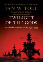 Imagen de portada para Twilight of the gods War in the western pacific, 1944-1945.