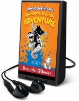 Cover image for Rowley Jefferson's awesome friendly adventure. bk. 2 [Playaway] : Diary of an awesome friendly kid series