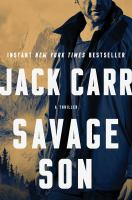 Cover image for Savage son. bk. 3 : a thriller : James Reece series