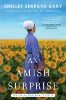Cover image for An Amish surprise. bk. 2 : Berlin bookmobile series