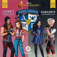 Cover image for School of secrets. bks 4-5 [sound recording CD] : Disney Descendants. School of secrets series