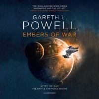 Imagen de portada para Embers of war. bk. 1 [sound recording CD] : Embers of war series