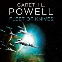 Imagen de portada para Fleet of knives. bk. 2 [sound recording CD] : Embers of war series