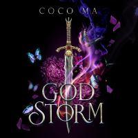 Imagen de portada para God storm. bk. 2 [sound recording CD] : Shadow frost series