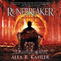 Imagen de portada para Runebreaker. bk. 2 [sound recording CD] : Runebinder chronicles series