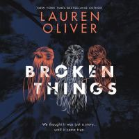 Cover image for Broken things [sound recording CD]