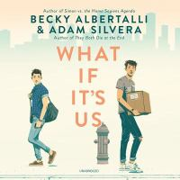 Cover image for What if it's us [sound recording CD]