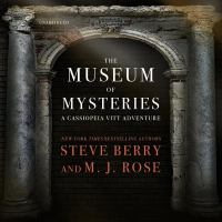 Imagen de portada para The museum of mysteries. bk. 2 [sound recording CD] : Cassiopeia Vitt adventure series