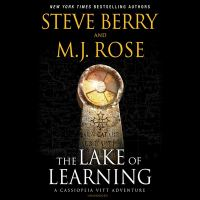 Imagen de portada para The lake of learning. bk. 3 [sound recording CD] : Cassiopeia Vitt adventure series