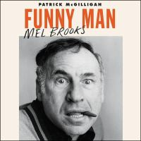 Cover image for Funny man [sound recording CD] : Mel Brooks