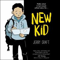 Cover image for New kid [sound recording CD]