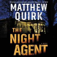Imagen de portada para The night agent [sound recording CD] : a novel