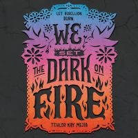 Cover image for We set the dark on fire [sound recording CD]