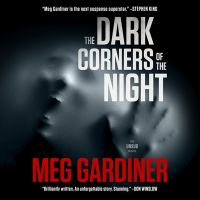Cover image for The dark corners of the night. bk. 3 [sound recording CD] : Unsub series