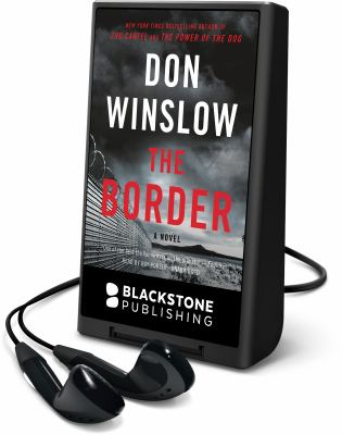 Cover image for The border. bk. 3 [Playaway] : Power of the dog series