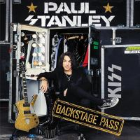 Cover image for Backstage pass [sound recording CD]