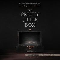 Cover image for The pretty little box. bk. 32 [sound recording CD] : Bibliomysteries series