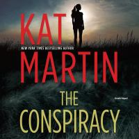 Cover image for The conspiracy. bk. 1 [sound recording CD] : Maximum Security series