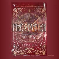 Imagen de portada para Firestarter. bk. 3 [sound recording CD] : Timekeeper series