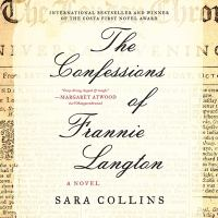 Cover image for The confessions of Frannie Langton [sound recording CD] : a novel