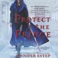 Cover image for Protect the prince. bk. 2 [sound recording CD] : Crown of shards series