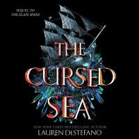 Cover image for The cursed sea. bk. 2 [sound recording CD] : Glass spare series