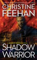 Cover image for Shadow warrior. bk. 4 : Shadow riders series