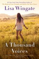 Cover image for A thousand voices Tending Roses Series, Book 5.