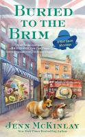 Imagen de portada para Buried to the brim. bk. 6 : Hat shop mystery series