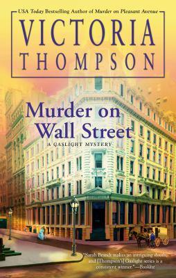 Imagen de portada para Murder on Wall Street. bk. 24 : Gaslight mystery series