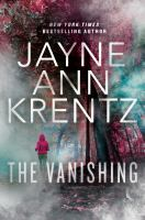 Cover image for The vanishing. bk. 1 : Fogg Lake trilogy series