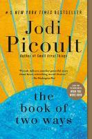 Imagen de portada para The book of two ways : a novel