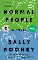 Cover image for Normal people [eBook] : a novel