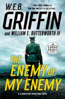 Cover image for The enemy of my enemy. bk. 5 Clandestine operations series