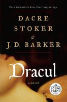 Cover image for Dracul