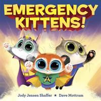Cover image for Emergency Kittens!