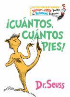 Cover image for CUÁNTOS, CUÁNTOS PIES!